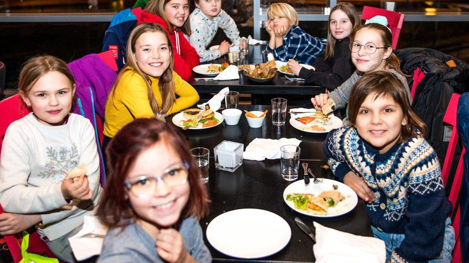 Arctic Kids vil lansere nye arktiske opplevelser helt frem til festivalstart 25. februar!