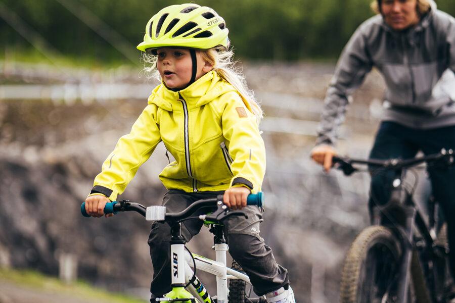 Arctic Kids Sykkel Onsdag
